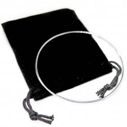 Bracelet Fin Argent Femme