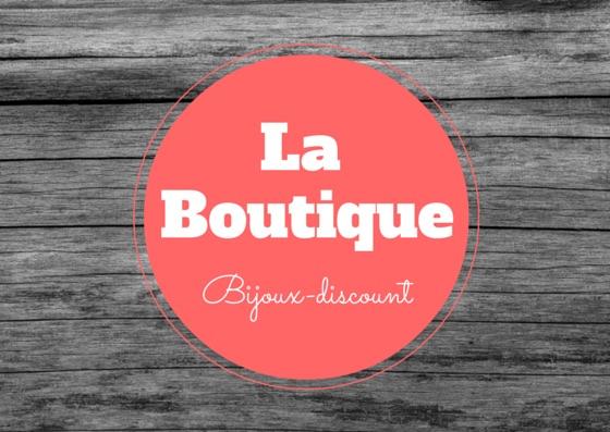 Boutique bijoux discount
